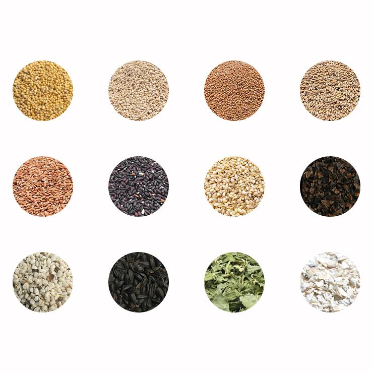 雑穀・小松菜・ボレー粉の単品販売について